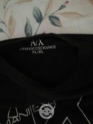 Playera Armaniexchange talla XL Originaltelamuscle