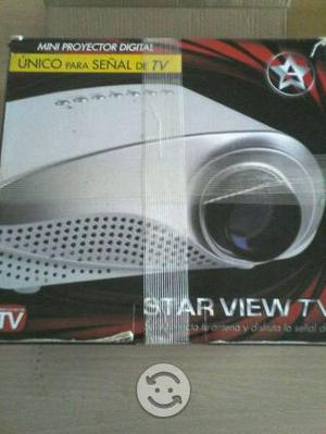 Proyector star tv