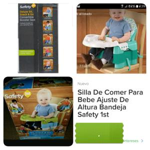 Silla/Asiento para comer Safety 1st