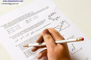 Clases Particulares de Matemáticas Preparatoria