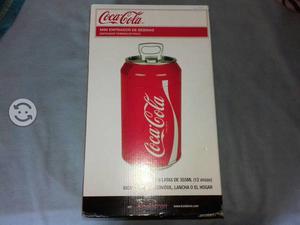 Mini Cooler Coca Cola