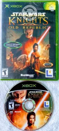 Star wars knigths para Xbox 360 y clasico impecabl