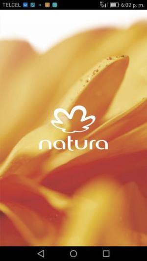Te invitamos a formar parte de la Empresa Natura