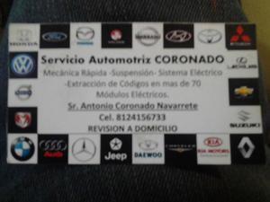 electronica y mecanica automotriz