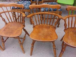 4 silla antiguas