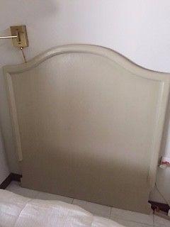 Cabeceras de madera para cama individual (2) Respaldos