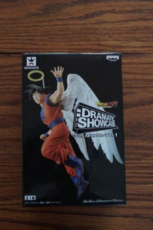 Figura Anime Coleccionable Goku Dramatic Showcase SS Vol.1