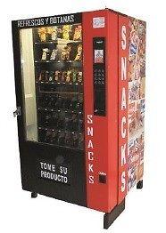 Maquina Vending Combo frio/calor