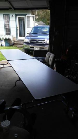 Mesa para salon de fiesta o para jardin