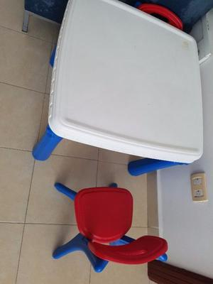 Mesa step 2 para niñod