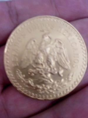 Moneda Centenario de Oro