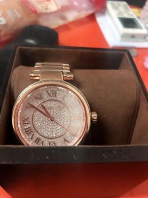 Reloj mk y lentes swarovski