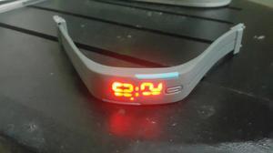 Reloj tipo LED