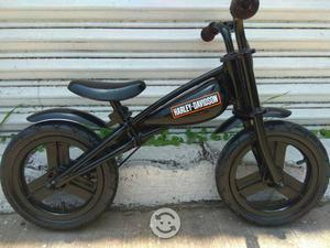 Util bicicleta entrenadora en forma de Motocicleta