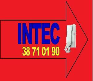 interfonos INTEC reparaciones y venta