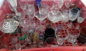 50 Pzas de Copas y Vasos de Coolecion