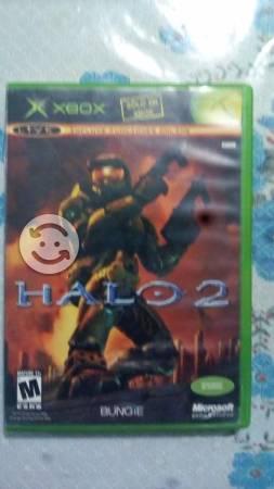 Halo 2 xbox primera generacion o xbox 360