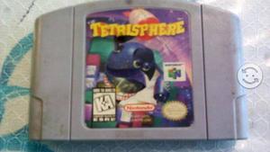Juego tetrisphere nintendo 64 buen estado