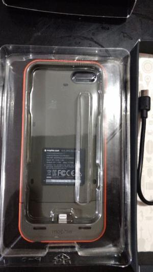 Mophie carga máxima 120% para iphone 5 y 5s