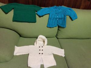 Suéteres modernos