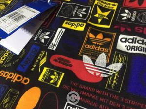 Sudadera ADIDAS Originals Multicolor Crew MTCLR