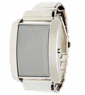 Reloj Digital Led Azul Touch Inteligente Para Caballero
