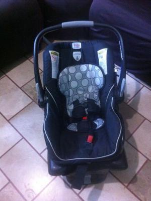 Asiento auto porta bebe britax b safe 35 infantil posot for Asiento de bebe para auto