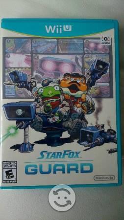 Starfox guard juego para wii u