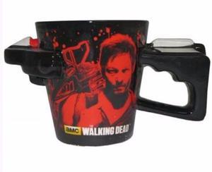 Taza The Walking Dead Amc Original Ballesta Arco Daryl