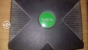 Xbox clasico,1 control y 8 juegos