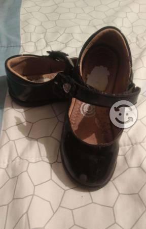 Zapatos niña escolares negros
