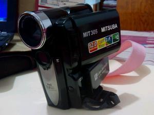cámara de vídeo, y fotos (mini)