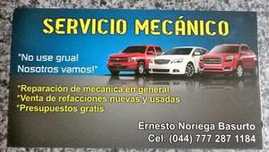 SERVICIO MECÀNICO DE EXCELENCIA