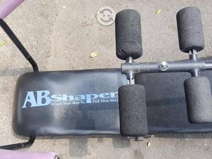 AB shaper aparato para ejercicio V/C