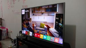 "LG Smart TV Led 43LF"" WideScreen Full HD color plata"