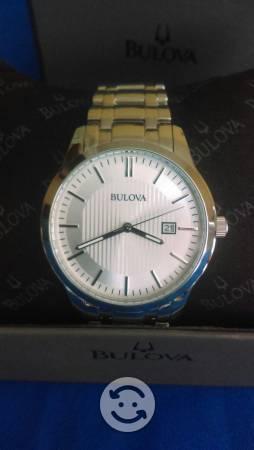 Reloj Bulova de Acero
