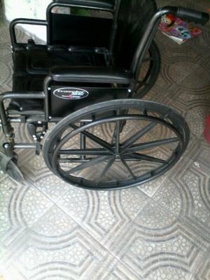 Silla de ruedas Everest & jennings