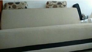 Sofá cama prácticamente nuevo