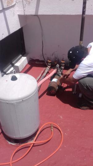 reparacion de hidroneumaticos y tinas