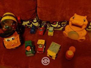 Lote de juguetes para niño