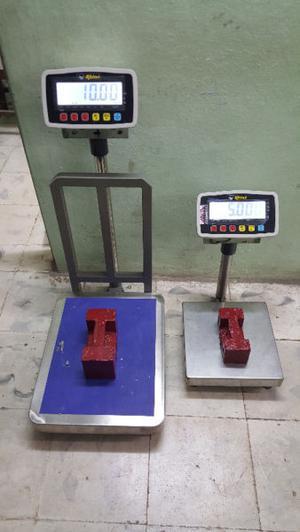 Básculas: fabricación, venta y reparación