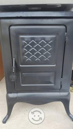 Exelente estufa de leña