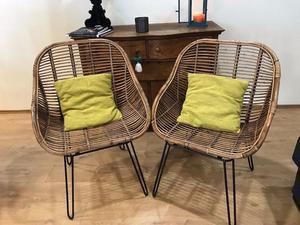7 sillas de bambu hechas en indonesia posot class - Sillas de bambu ...