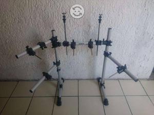 Rack porteria yamaha rs40 para bateria electronica