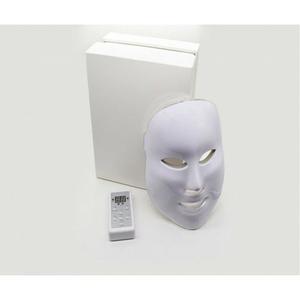 máscara de led 7 colores