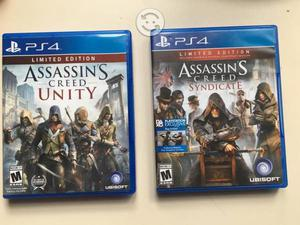 Assassins Creed Unity, Assassins Creed Syndicate