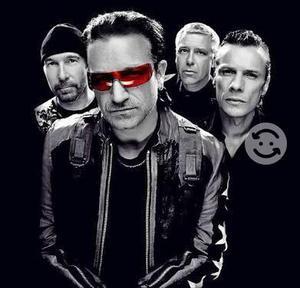 Boletos U2