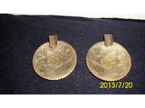 Ceniceros individuales en bronce