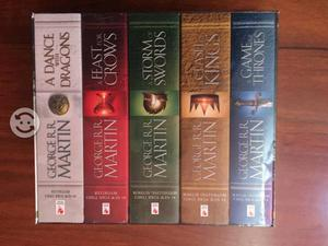 Game of thrones 5 boxed set