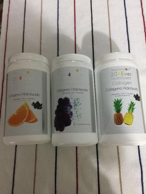 Grenetina y Colágeno Hidrolizado